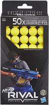 Nerf Rival Refil 50 Projéteis De Alto Impacto - Hasbro B3868 -