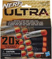 Nerf ultra refil 20 dardos e6600 - Hasbro -