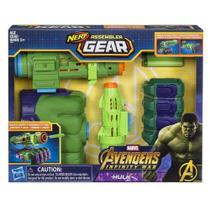 Nerf Vingadores Guerra Infinita Lançador Hulk E0612 - Hasbro -