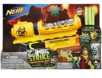 Nerf Zombie Strike Biosquad com 3 Dardos  - 1 Refil de Repelente - Hasbro -