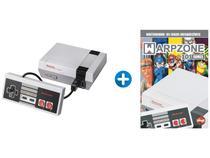 NES Classic Edition Portátil Nintendo 1 Controle - com 30 Jogos Inclusos + Nº3 Nintendinho WarpZone
