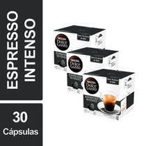 Nescafé Dolce Gusto Espresso Intenso Nestlé Kit 30 Cápsulas -