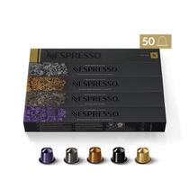 Nespresso 50 Cápsulas de café Variado -