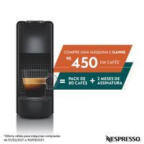 Nespresso Essenza Mini Preta, Cafeteira - 220V  C30 -