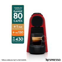 Nespresso Essenza Mini Vermelha, Cafeteira - 220V  D30 -