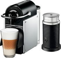 Nespresso Pixie Máquina para Café Espresso by DeLonghi Prata-EN125SAE -