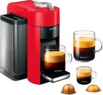 Nespresso Vertuo Cafeteira Máquina para Café Espresso by DeLonghi Vermelho-ENV135R -