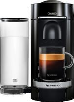 Nespresso VertuoPlus Deluxe Cafeteira Máquina para Café Espresso by DeLonghi Preto-ENV155B -