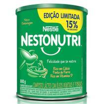 Nestonutri Composto Lácteo Infantil Lata 800g - 15%Off - Nestronutri