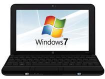 Netbook HP 110 1122BR c/ Intel  Atom N270 - 1GB 250GB LCD 10,1 Webcam Windows 7