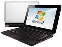 Netbook HP 210-1062BR c/ Intel  Atom  - 2GB 320GB LED 10,1 Windows 7 Bluetooth