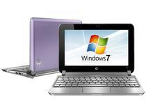 Netbook HP 210-2045br c/ Intel  Atom - 2GB 320GB LED 10,1 Windows 7 Bluetooth