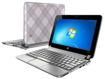 Netbook HP 210-2130BR c/ Intel  Atom - 2GB 320GB LED 10,1 Windows 7 Bluetooth