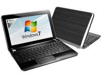 Netbook SIM X850/4050 c/ Intel  Atom - 2GB 320GB LED 10,1 Windows 7