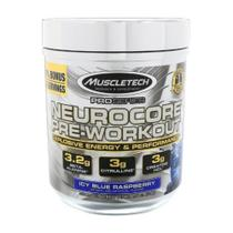 Neurocore Pre Workout  Muscletech Sabor Framboesa 210 gramas -