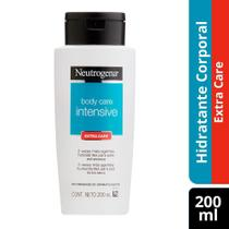 Neutrogena Body Care Intensive Ext Hidratante Corporal 200mL