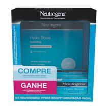 Neutrogena Hydro Boost Kit - Hidratante Facial + Máscara -