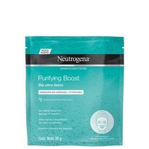 Neutrogena - Máscara Purifying Boost Hydrogel Recovery -