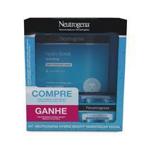 Neutrogena Promopack Hydro Boost Hidratante Facial Water + Gel Máscara Facial 30g -
