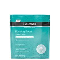 Neutrogena Purifying Boost Hydrogel Recovery - Máscara Facial 30ml -