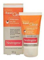 Neutrogena Rapid Clear Máscara em Gel Anti-Cravos 50g - Emporio Charme
