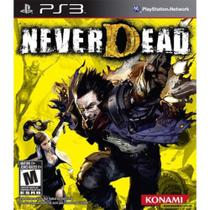 Never Dead Ps3 - Sony