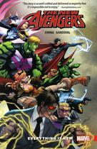 New Avengers - A.I.M. Vol. 1- Everything Is New - Marvel