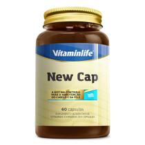New Cap 60 Cápsulas Vitaminlife -