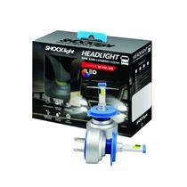 New Headlight Shocklight ln pesada H4 6000K 1636V 35W Par -