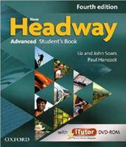 New Headway - Advanced - Student Book And Itutor Pack - 04 Ed - Oxford -