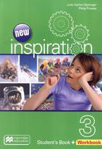 New inspiration 3 sb with wb - 2nd ed - Macmillan