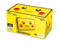 New Nintendo 2Ds XL - Edição Pikachu -