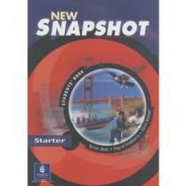 New Snapshot Starter - Student Book - Longman -