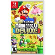 New Super Mario Bros U Deluxe Novo - Switch - Nintendo