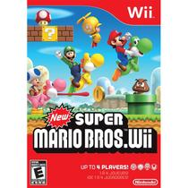 New Super Mario Bros - Wii - Nintendo