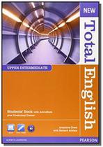 New total english upper intermediate students book - Pearson