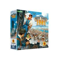 New York 1901 - Board Game - Papergames - Paper Games