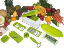 Nicer Dicer Plus Cortador Fatiador Ralador Legumes Frutas Verduras -