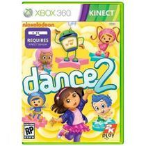 Nickelodeon Dance 2 xbox 360 - Jogo