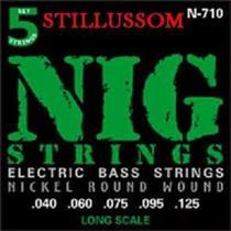 NIG - Cordas Para Baixo Elétrico N710 -
