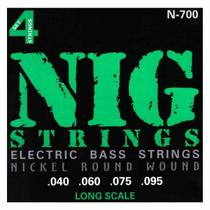 NIG - Encordoamento Para Contrabaixo 4 cordas N700 -