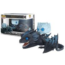 Night King  Icy Viserion - Funko Pop Game of Thrones Rides -
