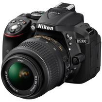 Nikon d5300 + kit 18-55mm - 24mp -