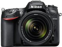 Nikon d7200 kit 18-140mm vr - 24mp -