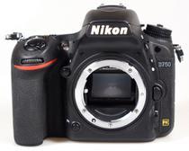 Nikon d750 corpo - 24mp -