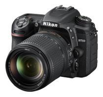 Nikon D7500 18-140mm Ed Vr Kit Dslr Cor Preto -