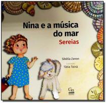 Nina e a musica do mar - sereias - ordem do graal -