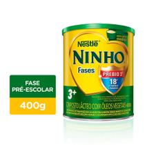 Ninho 3+ Fases Lata 400g -