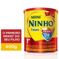 NINHO Fases 1+ Composto Lácteo Lata 400g -