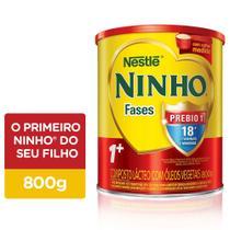 NINHO Fases 1+ Composto Lácteo Lata 800g -